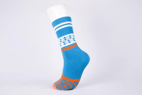 Classic Blue Performance Socks by INFLUXCO