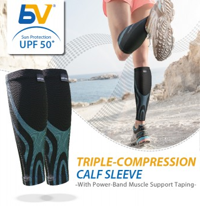 BodyVine Sports - Calf Sleeve (Triple Compression Technology)