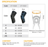 BodyVine Sports - Knee Sleeve (Triple Compression Technology)