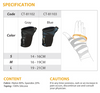 BodyVine Sports - Wrist Stabilizer (Triple Compression Technology)