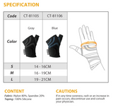 BodyVine Sports - Wrist-Plus (Triple Compression Technology)