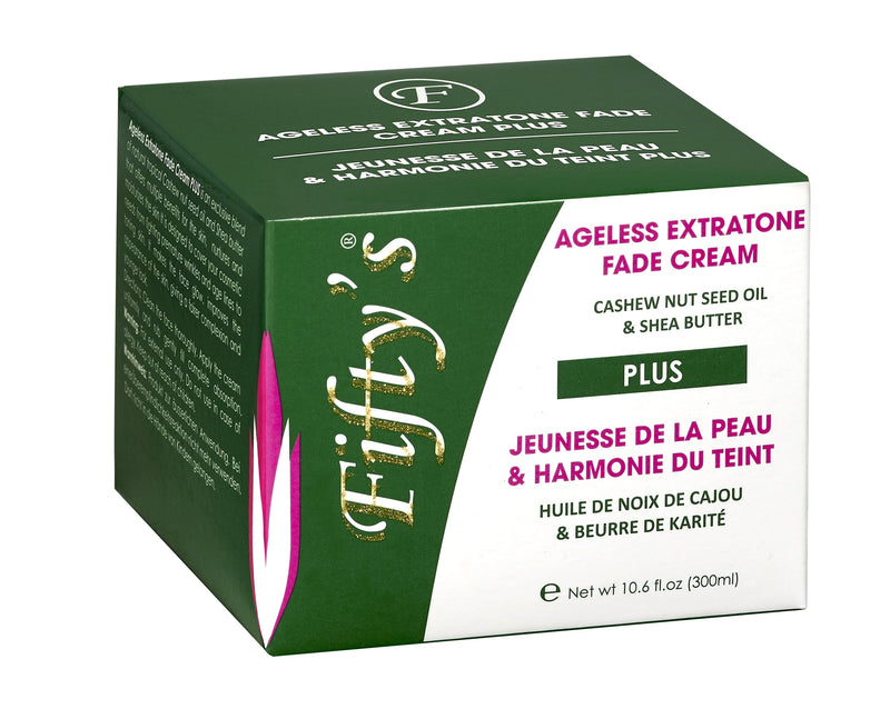FIFTY'S BEAUTY - Ageless Lightening Facial Cream  PLUS - 300 ml (10.6 fl.oz)