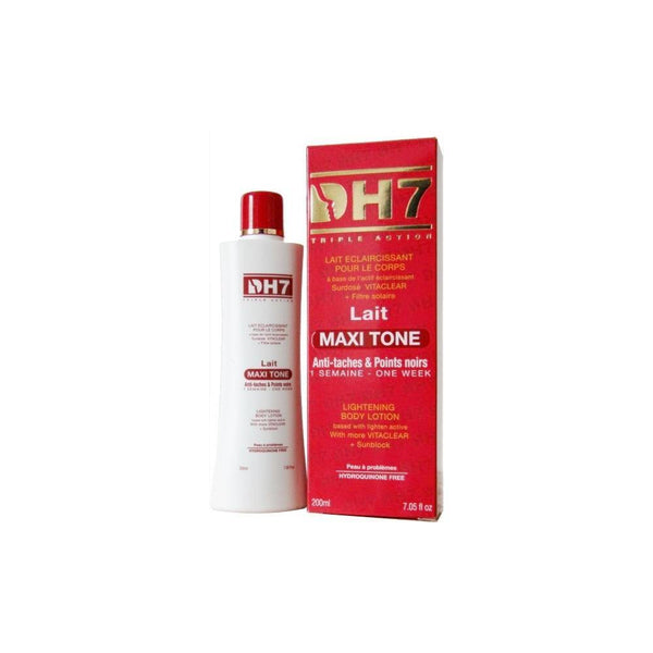DH7 - Maxi Tone Lightening Body Lotion 7.05 oz