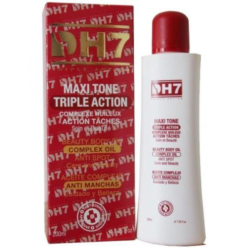 DH7 - Lightening Maxitone Oil Triple Action 200 ml