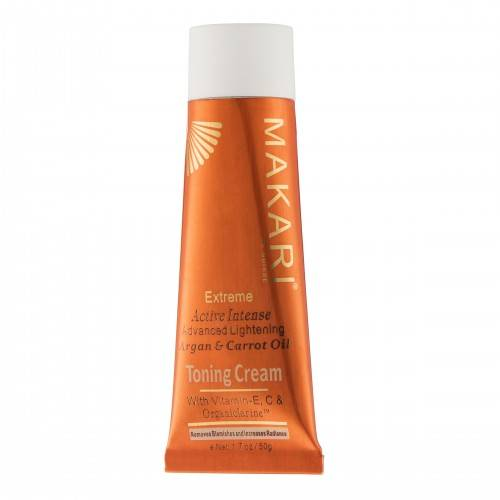MAKARI - EXTREME ARGAN & CARROT OIL TONING CREAM - Moisturizes. Resists aging. Boosts radiance.  For dry, normal and maturing skin types. - ShanShar
