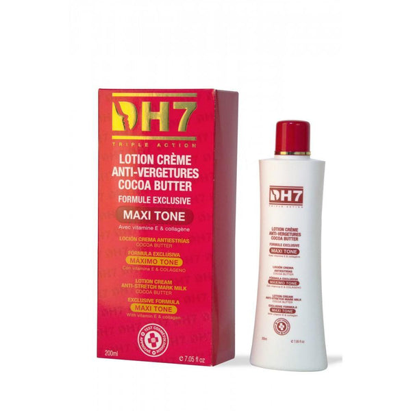 DH7 - Body  Lotion Anti-Stretch Mark with Cocoa Butter - removes stretch marks