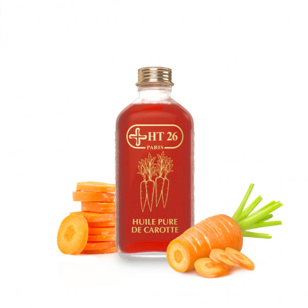 HT26 - Carrot Pure Essential Oil 4.23 oz - ShanShar