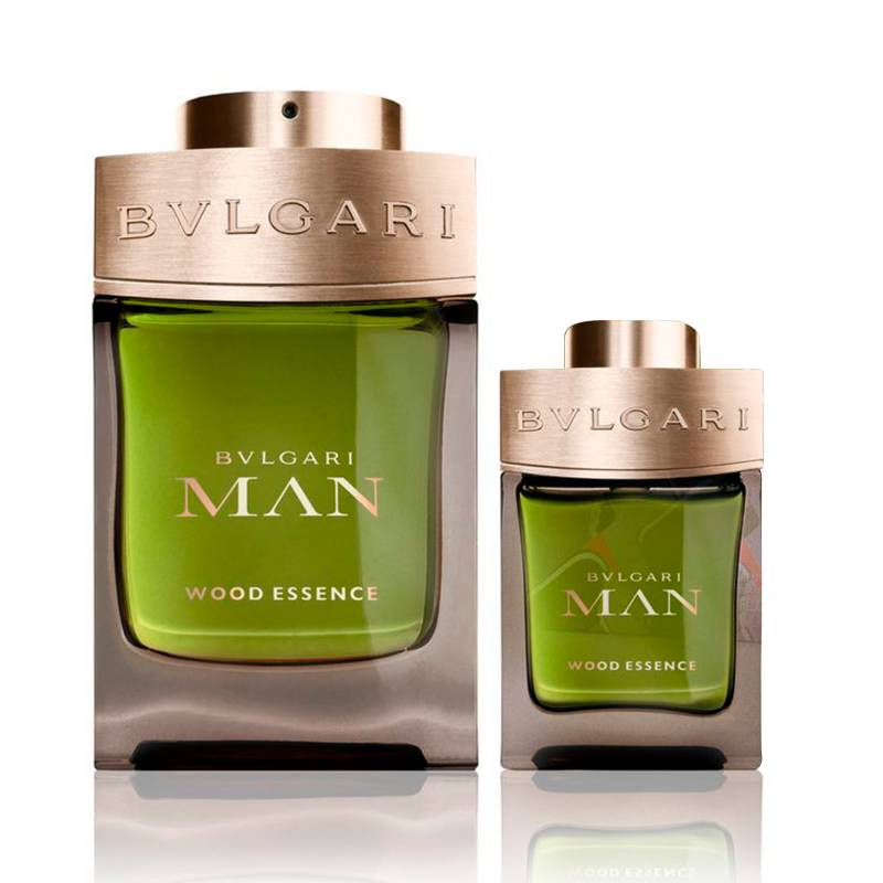 FRAG - BVLGARI Man Wood Essence Eau de Perfume 2 pcs Set