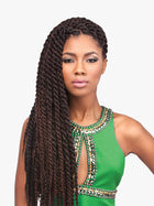 SENSATIONNEL AFRICAN COLLECTION -3X JAMAICAN TWIST PRE-STRETCHED 36
