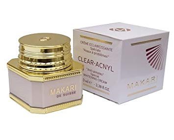MAKARI ANTI- ACNE TREATMENT CLEAR ACNYL CREAM helps to fade post-acne blemishes and dark spots. - ShanShar
