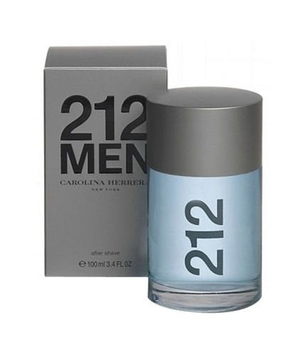 FRAG - 212 Men for Men Aftershave Splash 3.4 oz (100mL)