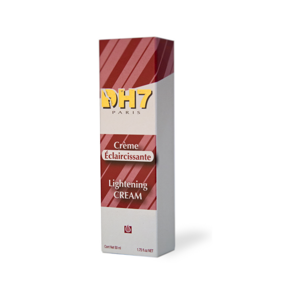 DH7 Lightening Equalizing Face  Cream with Vitamin C 1.75 oz