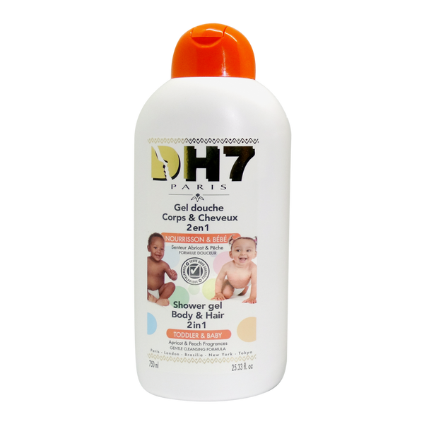 DH7 - Kids & Baby Honey & Vanilla Shower Gel 26.25 oz