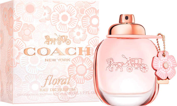 FRAG - Coach New York Floral Eau De Parfum for Spray Women 1.7 oz (50mL)