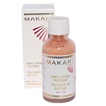 MAKARI - MIRACLE  ACNE /PIMPLE DRYING TREATMENT Shrinks acne. Soothes irritation. Refines pores.  For acne-prone skin types 1 oz - ShanShar