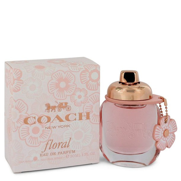 FRAG - Coach New York Floral by Coach Fragrance for Women Eau de Parfum 1 oz (30mL)