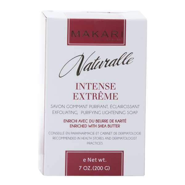 MAKARI - INTENSE EXTREME TONING SOAP / Detoxifies. Smooths. Evens Tone.  For dry to normal skin types - ShanShar