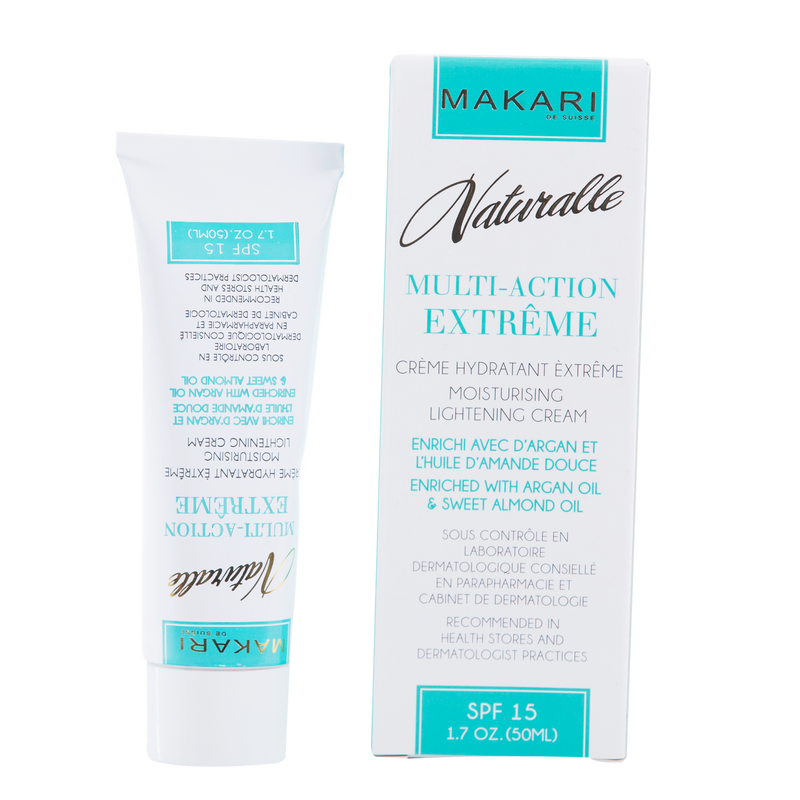 MAKARI - MULTI-ACTION EXTREME TONING CREAM SPF 15 Moisturizes. Smooths lines. Boosts radiance.  For sensitive to dry skin types - ShanShar