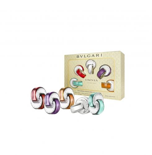 FRAG - BVLGARI OMNIA 5 PCS MINI SET