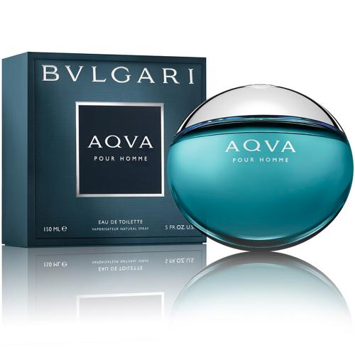 FRAG - Bvlgari Aqva Eau de Toilette Spray for Men 5 oz (150mL)