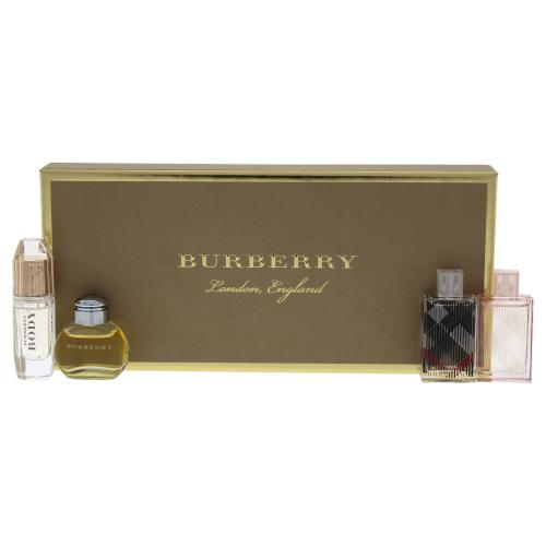 FRAG - BURBERRY 4 PCS MINI SET FOR WOMEN