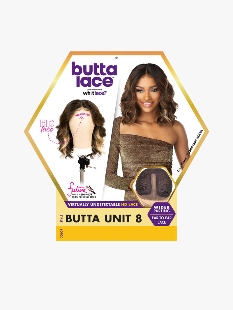 Sensationnel  HD Lace Front Wig - BUTTA UNIT 8
