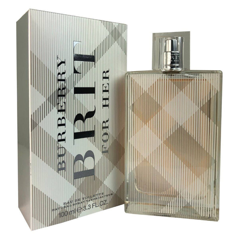 FRAG - Burberry Brit For Her Women's Eau de Toilette Spray 3.3 oz (100mL)