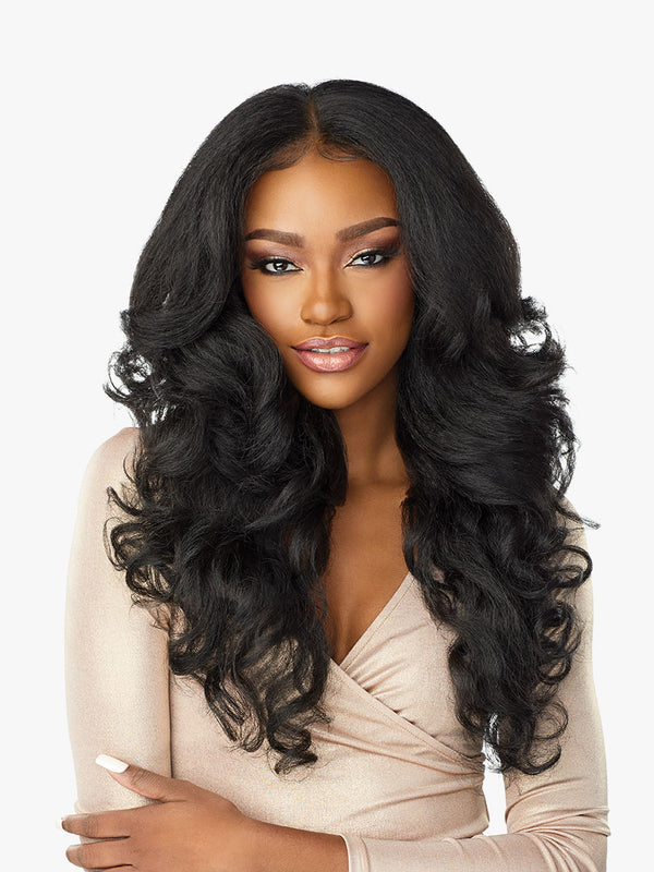 Sensationnel Cloud 9 Latisha Swiss Lace Frontal Wig Synthetic