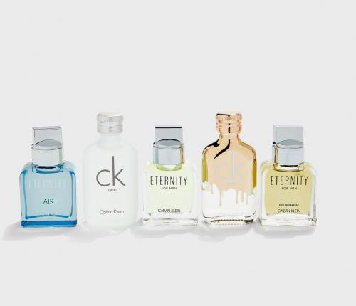 FRAG - CALVIN KLEIN 5 PCS MINI SET FOR MEN
