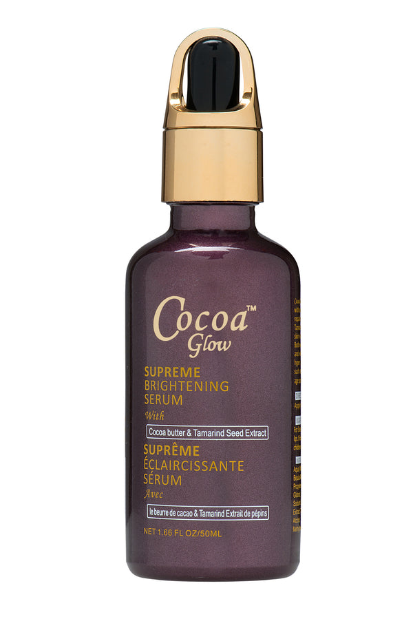 LABELLE GLOW - Cocoa Glow Supreme Brightening Serum With Cocoa Butter and Tamarind Seed Extract - ShanShar