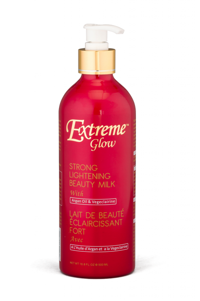 LABELLE GLOW - Extreme Glow Strong Lightening Beauty Milk With Argan Oil & Valerian Extract - Skin lightening Milk - ShanShar