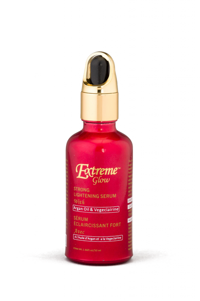 Extreme Glow Strong Lightening Serum With Argan Oil & Valerian Extract - Skin Lightening Serum - SHANSHAR