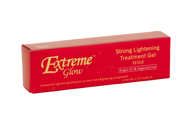 LABELLE Glow - Extreme Glow Strong Lightening Treatment Gel With Argan Oil & Valerian Extract - Skin lightening Gel - ShanShar