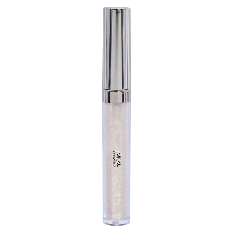 IMKA High Shimmer Galactic  Lip gloss Topper  - moisturizes lips while delivering silky smooth semi- sheer coverage - ShanShar