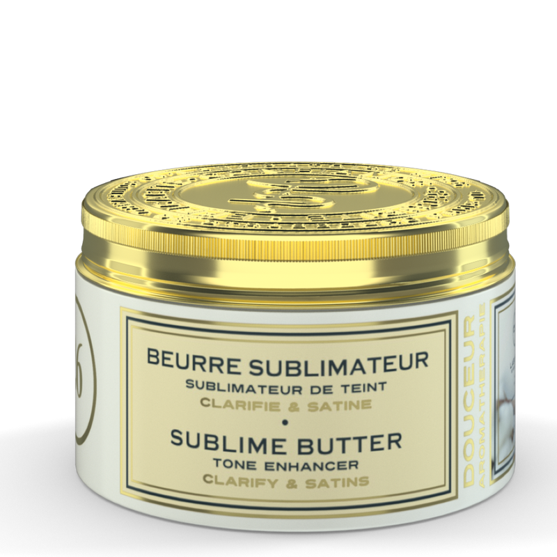 Tone Enhancer Sublime Butter / Softening Aromatherapy  / Cotton flower Scent  – 10.82 oz - ShanShar