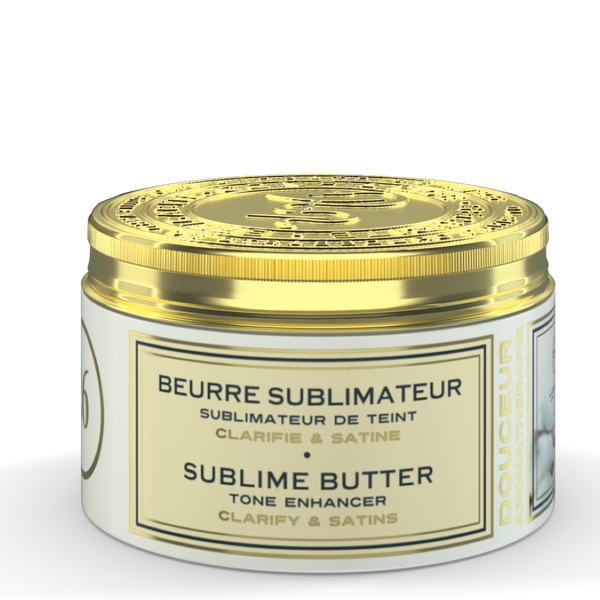 Tone Enhancer Sublime Butter / Softening Aromatherapy  / Cotton flower Scent  – 10.82 oz