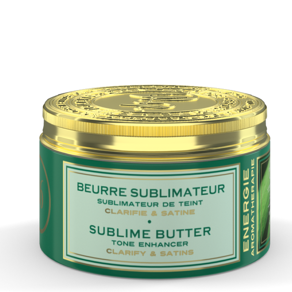 Tone Enhancer Sublime Butter Hand & Body Cream - Perfect, nourishing, refreshing floral Scent your skin will love / Energy Aromatherapy / Floral Scent – 10.82 oz - ShanShar