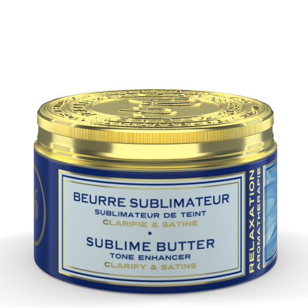 Tone Enhancer Sublime Butter / Deluxe Relaxing Aromatherapy /  Marine Scent  – 10.48 oz - ShanShar