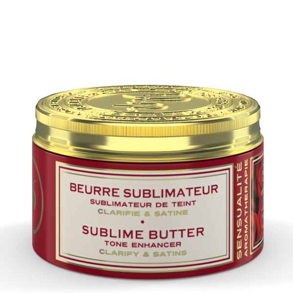 Tone Enhancer Sublime Butter / Luxurious Sensuality Aromatherapy /  Rose Scent  – 10.82 oz - ShanShar