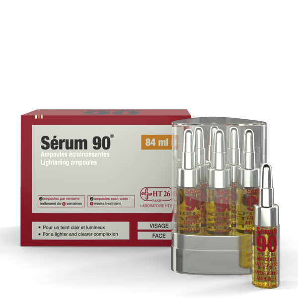 HT26 - Gamme 90 Acne solutions - Serum
