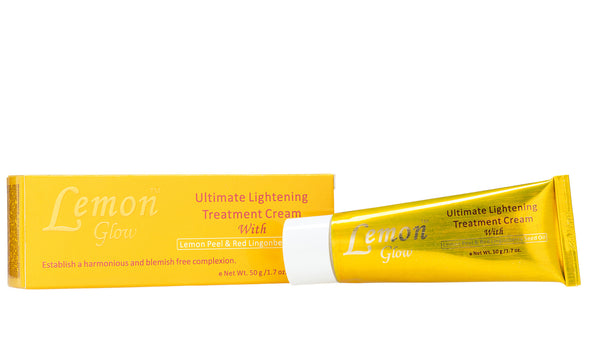 LABELLE Glow - Lemon Glow Ultimate Lightening Treatment Cream - ShanShar