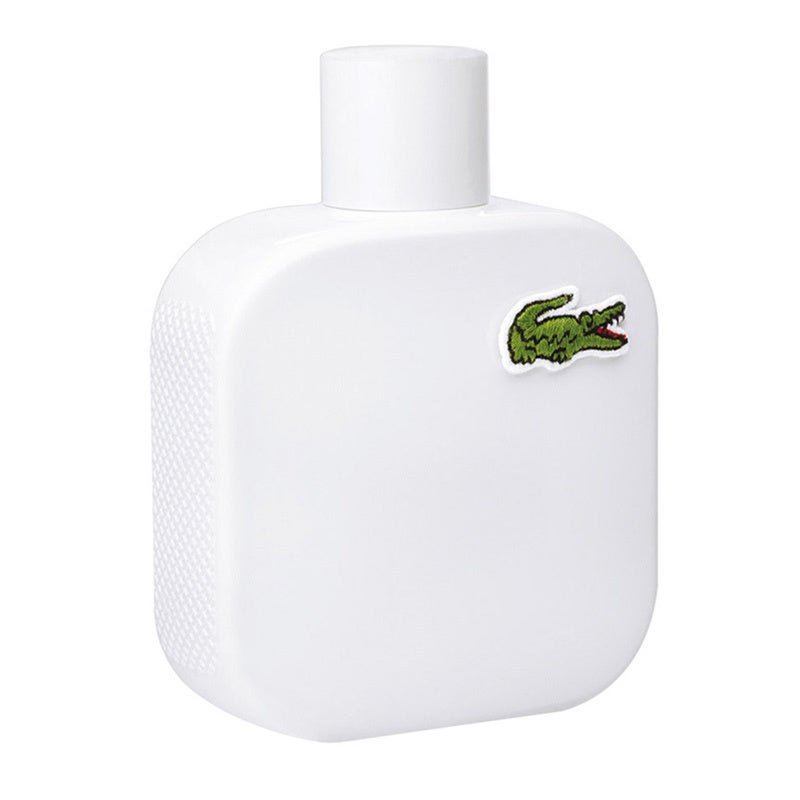 FRAG - Eau de Lacoste L.12.12 Blanc Pure by Lacoste Fragrance for Men Eau de Toilette Spray 5.9 oz (175mL)
