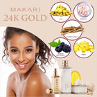 MAKARI - 24K GOLD HYDRO GEL FACE MASKS  / Revitalizes. Hydrates. Boosts Luminosity  For all skin types. - ShanShar