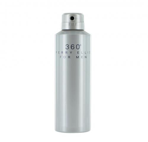 FRAG - Perry Ellis 360 by Perry Ellis Fragrance for Men Deodorizing Body Spray 6.8 oz (200mL)
