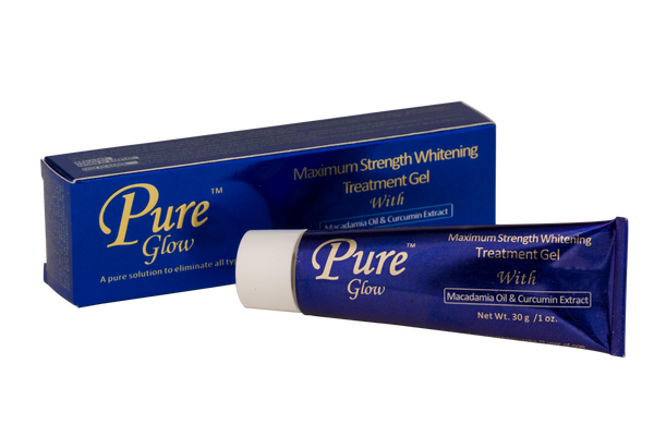 LABELLE Glow - Pure Glow Maximum Strength Whitening Treatment Gel - ShanShar