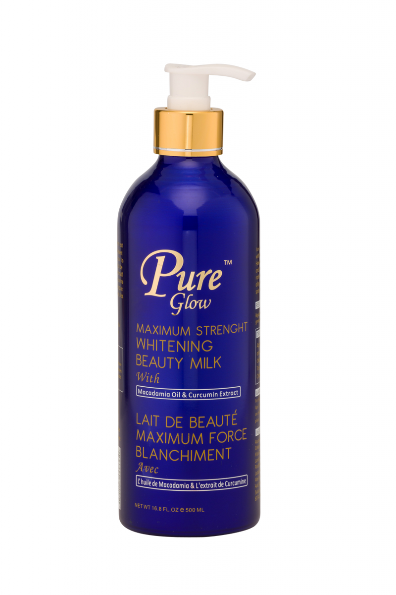 LABELLE Glow - Pure Glow Maximum Strength Whitening Beauty Milk - ShanShar