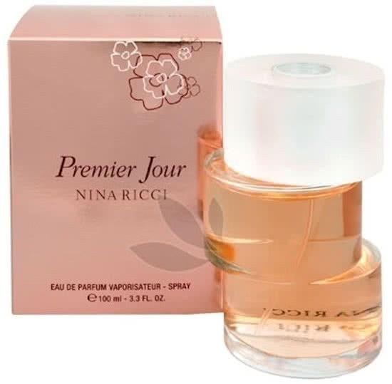 FRAG - Premier Jour by Nina Ricci Fragrance for Women Eau de Parfum Spray 3.3 oz (100mL)