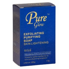 LABELLE GLOW - Pure Glow Exfoliating Purifying Soap - ShanShar
