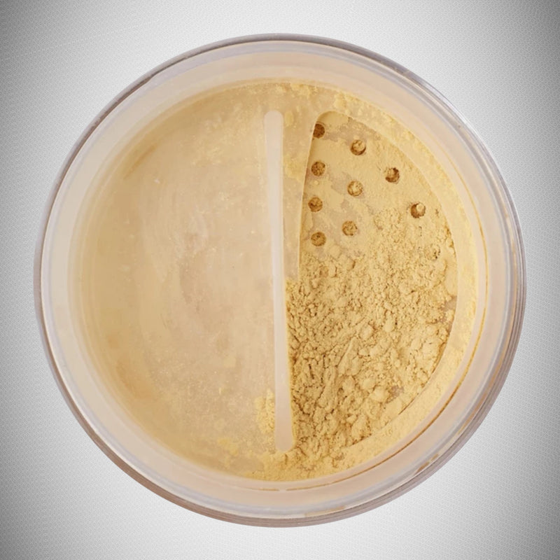 Vegan HD Mineral Loose Powder - Banana Yellow