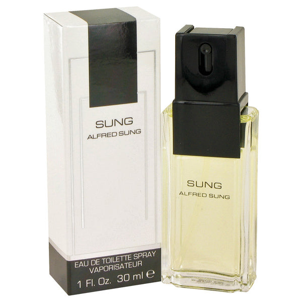 FRAG - Sung by Alfred Sung Fragrance for Women Eau de Toilette Spray 1 oz (30mL)